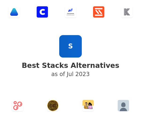 Best Stacks Alternatives