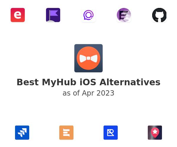 Best MyHub iOS Alternatives
