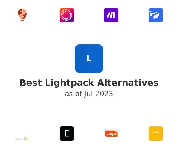 Best Lightpack Alternatives