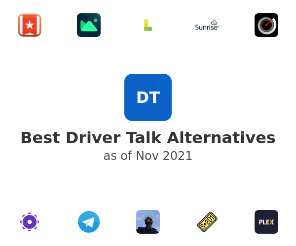 Best Driver Talk Alternatives