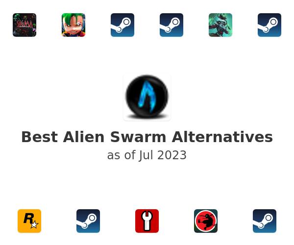 Best Alien Swarm Alternatives