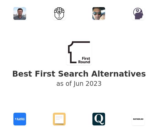 Best First Search Alternatives