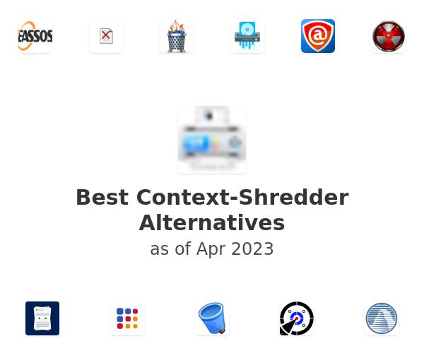 Best Context-Shredder Alternatives