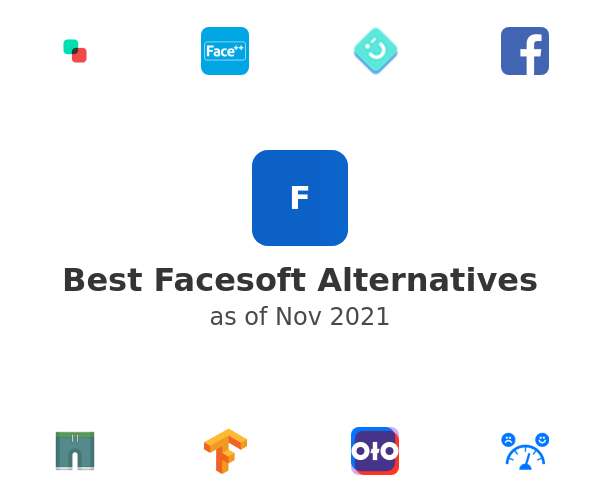 Best Facesoft Alternatives