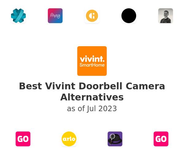 Best Vivint Doorbell Camera Alternatives