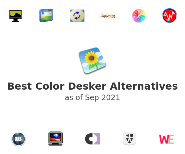 Best Color Desker Alternatives