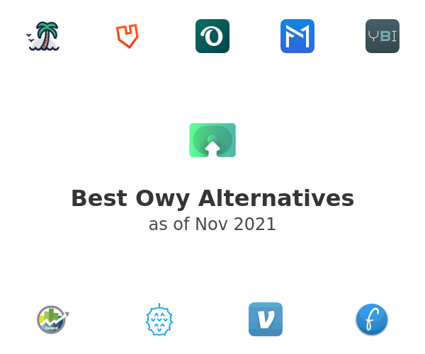 Best Owy Alternatives