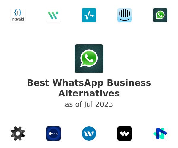 Best WhatsApp Business Alternatives