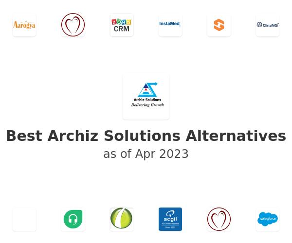 Best Archiz Solutions Alternatives