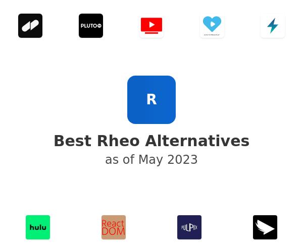 Best Rheo Alternatives