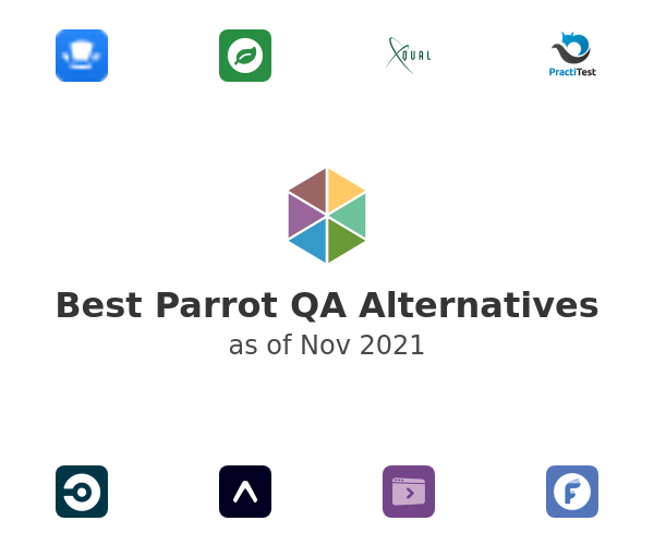 Best Parrot QA Alternatives