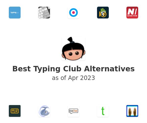 Best Typing Club Alternatives