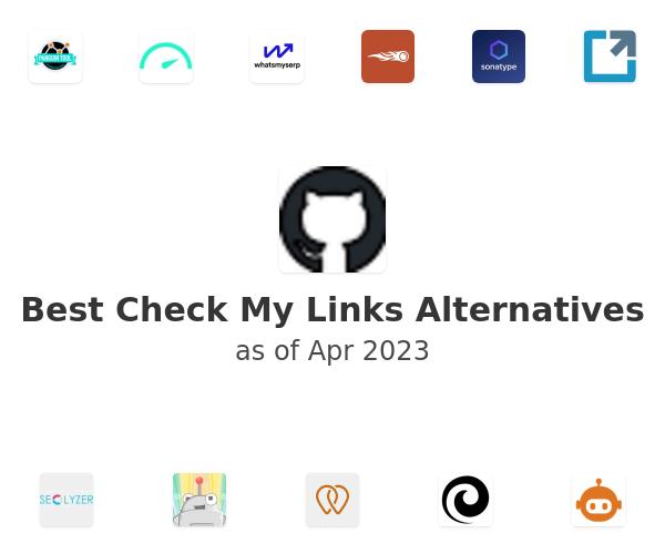 Best Check My Links Alternatives