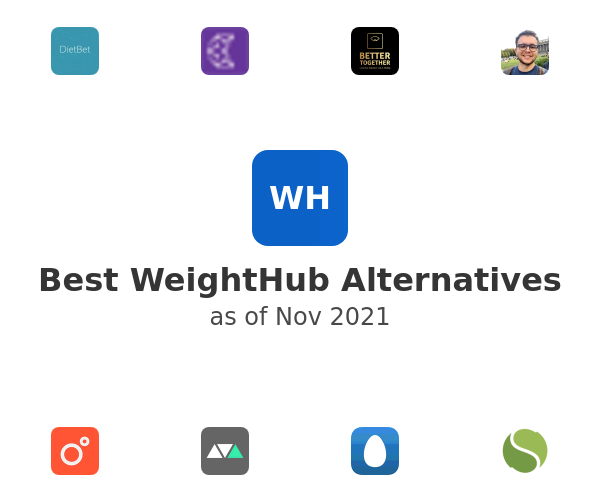 Best WeightHub Alternatives