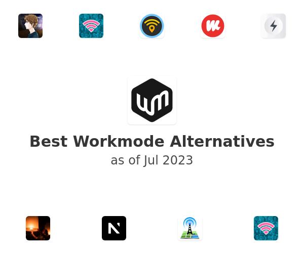 Best Workmode Alternatives