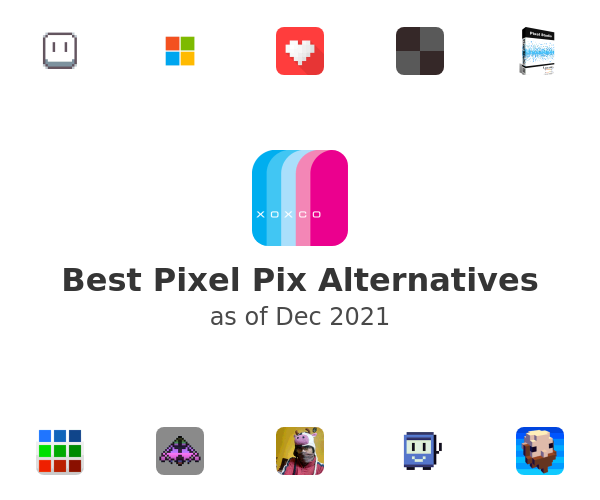 Best Pixel Pix Alternatives