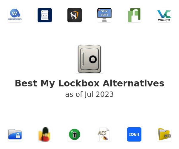 Best My Lockbox Alternatives