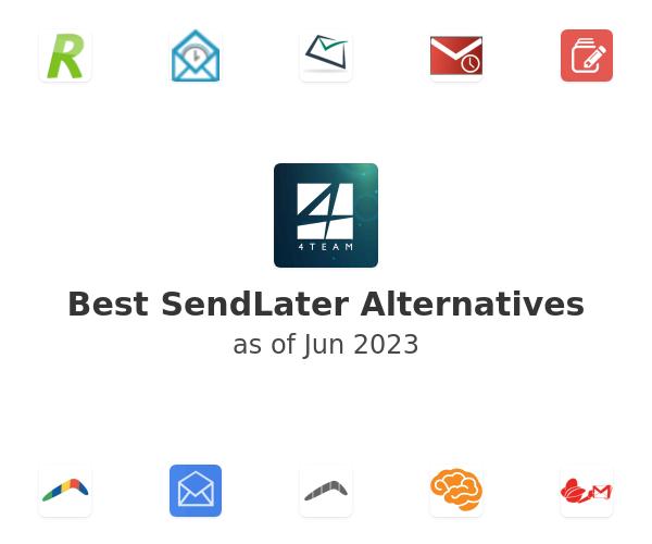 Best SendLater Alternatives