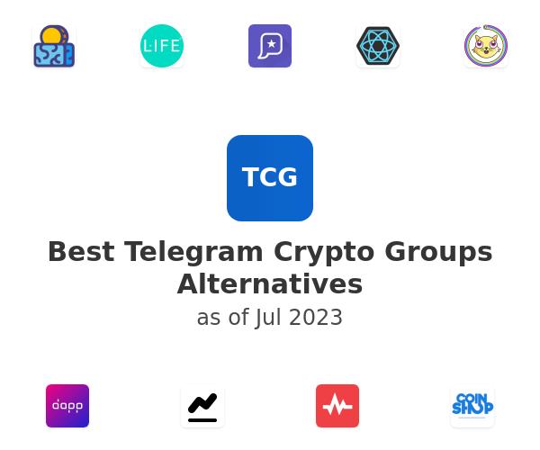Best Telegram Crypto Groups Alternatives