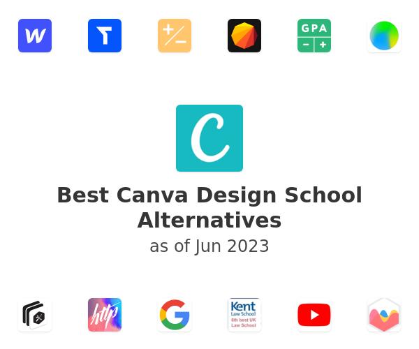 Best Canva Design School Alternatives