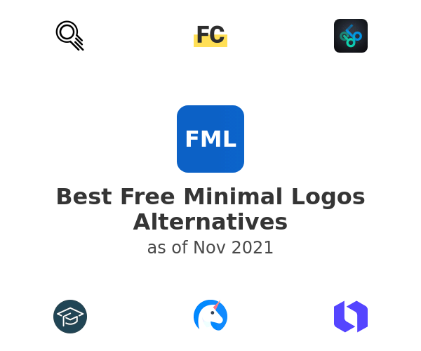 Best Free Minimal Logos Alternatives