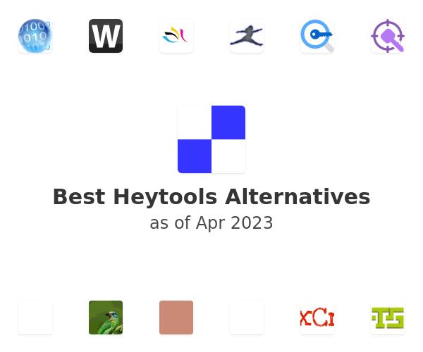 Best Heytools Alternatives