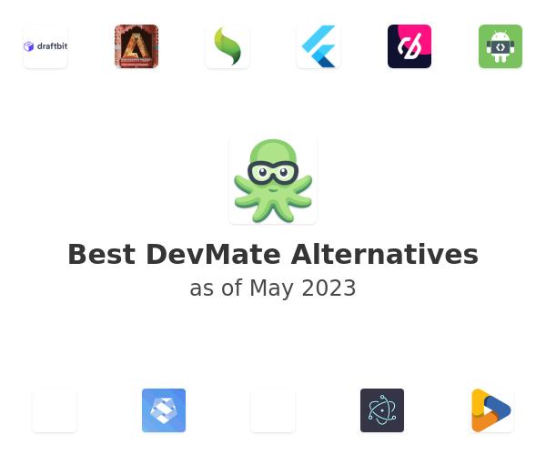 Best DevMate Alternatives