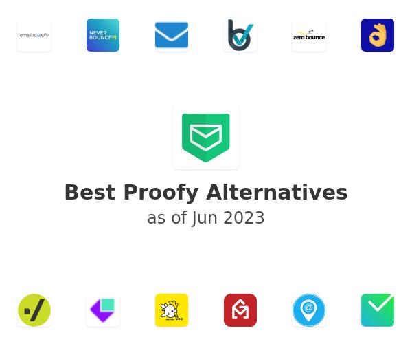 Best Proofy Alternatives