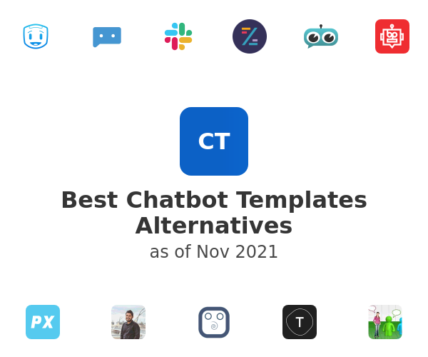 Best Chatbot Templates Alternatives