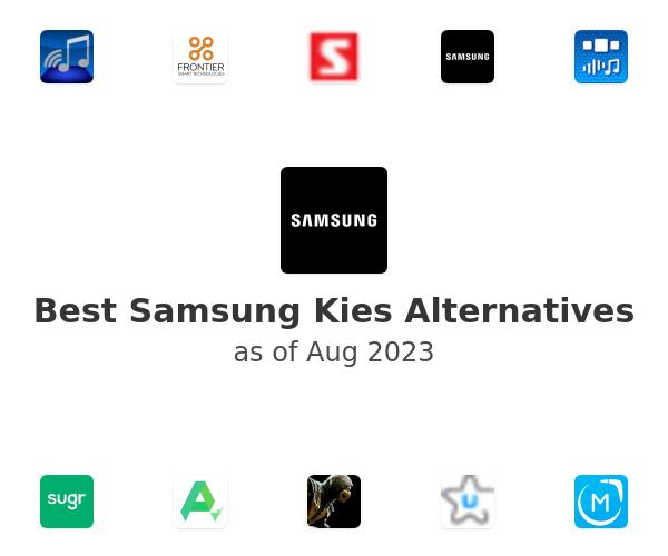 Best Samsung Kies Alternatives