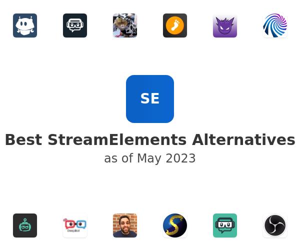 Best StreamElements Alternatives