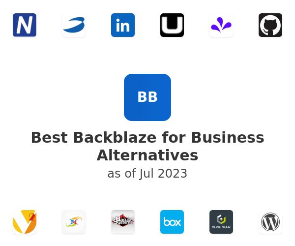 Best Backblaze for Business Alternatives