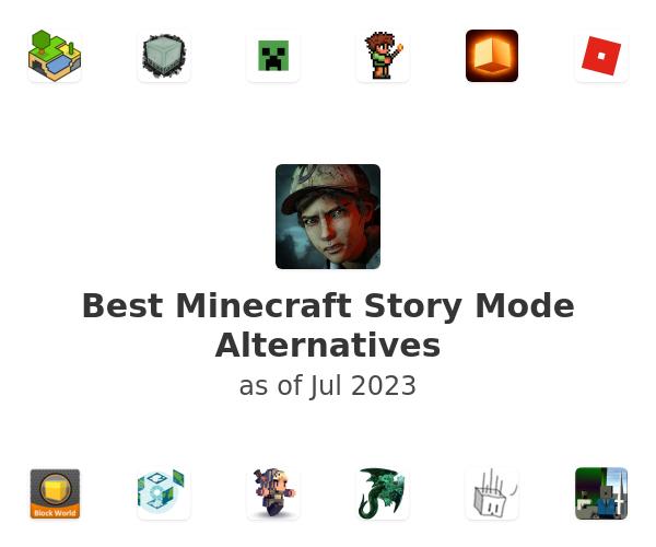 Best Minecraft Story Mode Alternatives