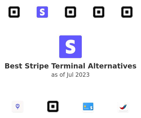 Best Stripe Terminal Alternatives