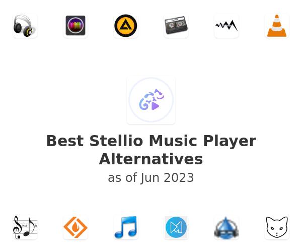 Best Stellio Music Player Alternatives