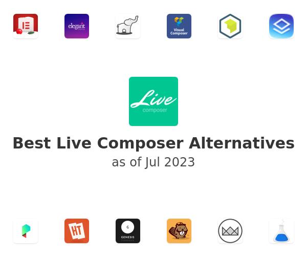 Best Live Composer Alternatives