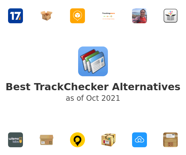 Best TrackChecker Alternatives