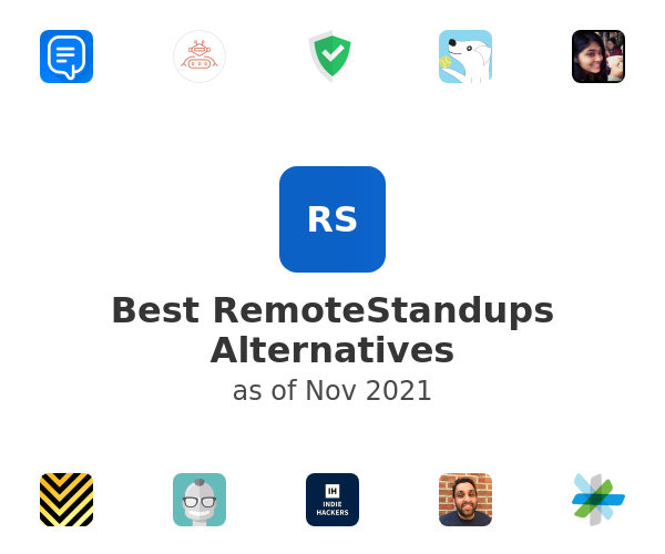 Best RemoteStandups Alternatives