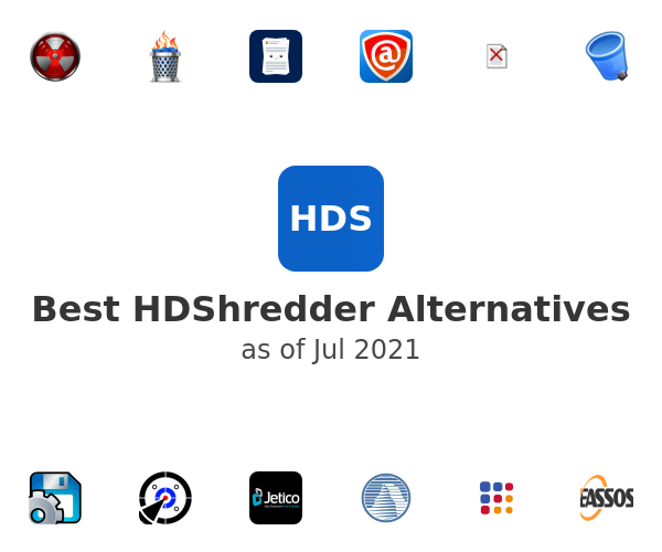 Best HDShredder Alternatives