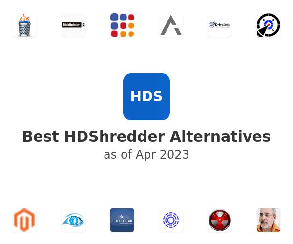 Best HDShredder Alternatives