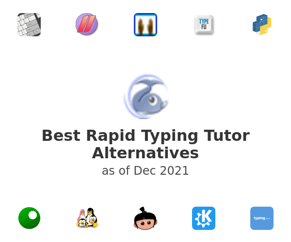 Best Rapid Typing Tutor Alternatives