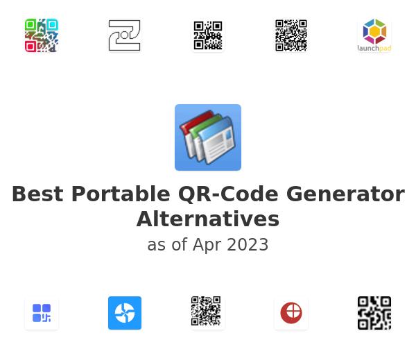 Best Portable QR-Code Generator Alternatives