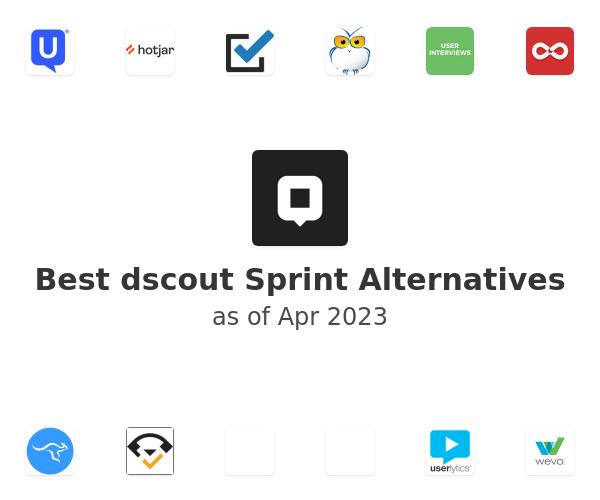 Best dscout Sprint Alternatives