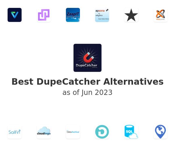 Best DupeCatcher Alternatives