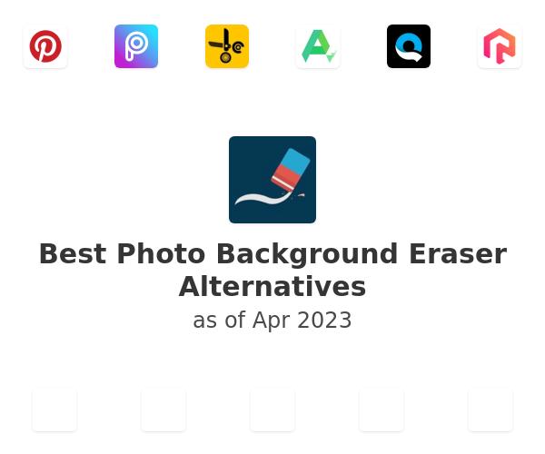 Best Photo Background Eraser Alternatives