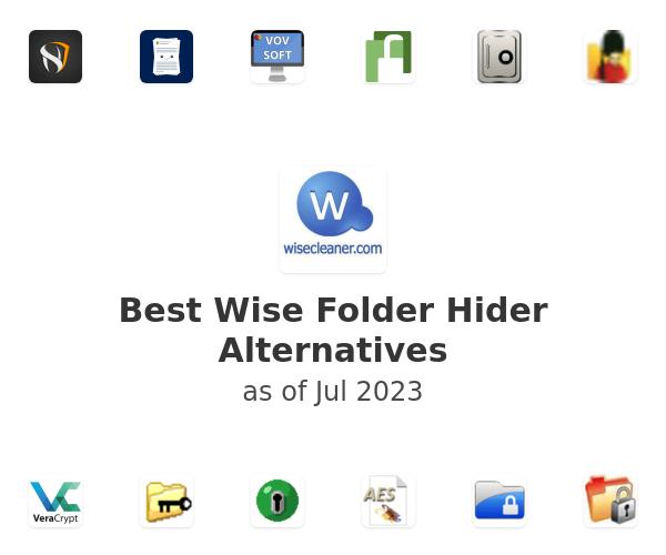 Best Wise Folder Hider Alternatives