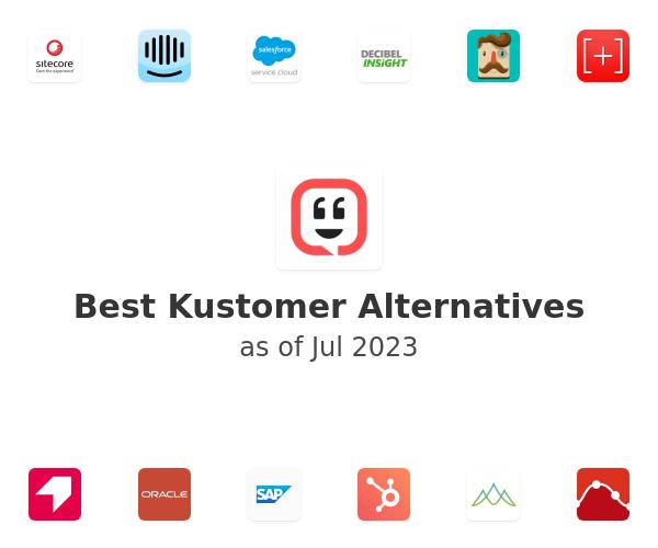 Best Kustomer Alternatives