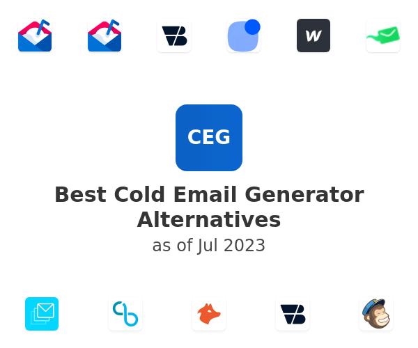 Best Cold Email Generator Alternatives