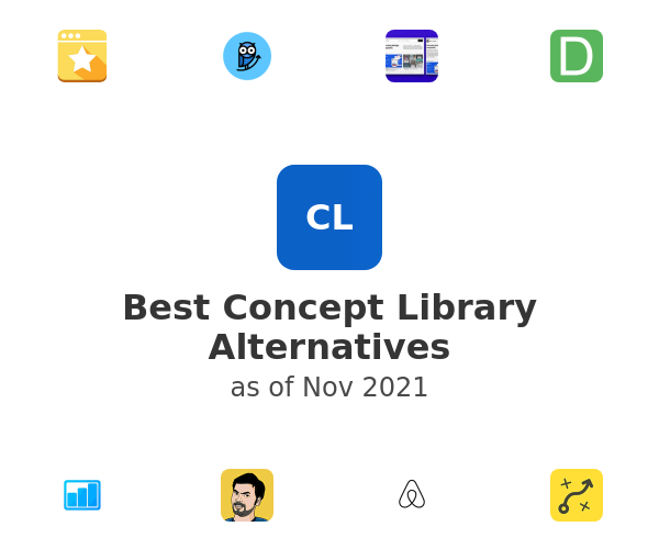 Best Concept Library Alternatives