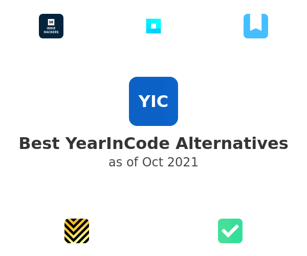 Best YearInCode Alternatives